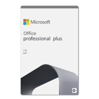Microsoft Office 2021 Pro Plus на 1 ПК