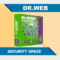 Dr.Web Security Space 1ПК / 1 устройство
