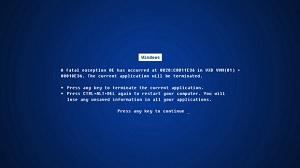Error loading operating system Windows