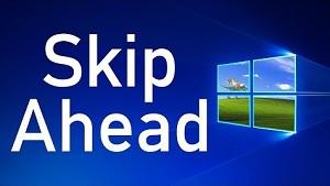Как попасть в Skip Ahead?
