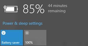 Настройка кнопок питания в Windows 10
