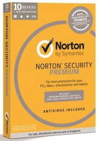 Norton Security Premium 2015 10PC