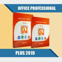 Microsoft Office 2019 Pro Plus на 1 ПК