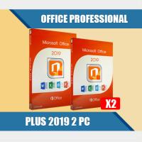 Microsoft Office 2019 Pro Plus на 2 ПК