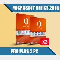 Microsoft office 2016 pro plus 2 пк