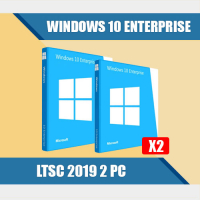 Windows 10 Enterprise LTSC 2019 2ПК