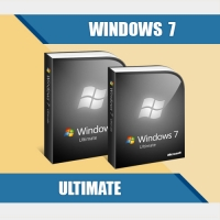 Windows 7 Ultimate \ Максимальная